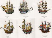 excerpts from a catalogue for historic ship-models of the 1930s