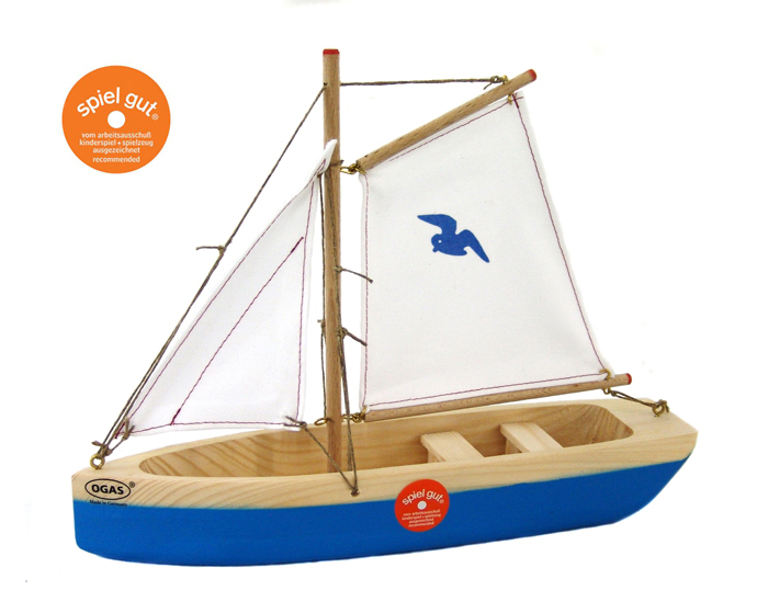 Floating Wooden Toy Boats Ogas 174 Fabrik Specialized In